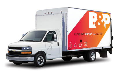 B&P Vending Truck