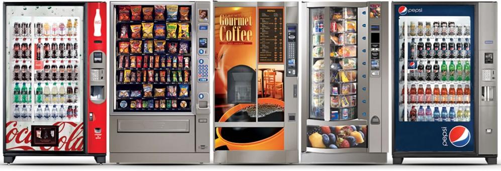 B&P Vending Vending Machines