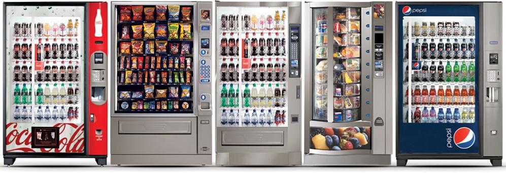 Vending Machines Whatcom County