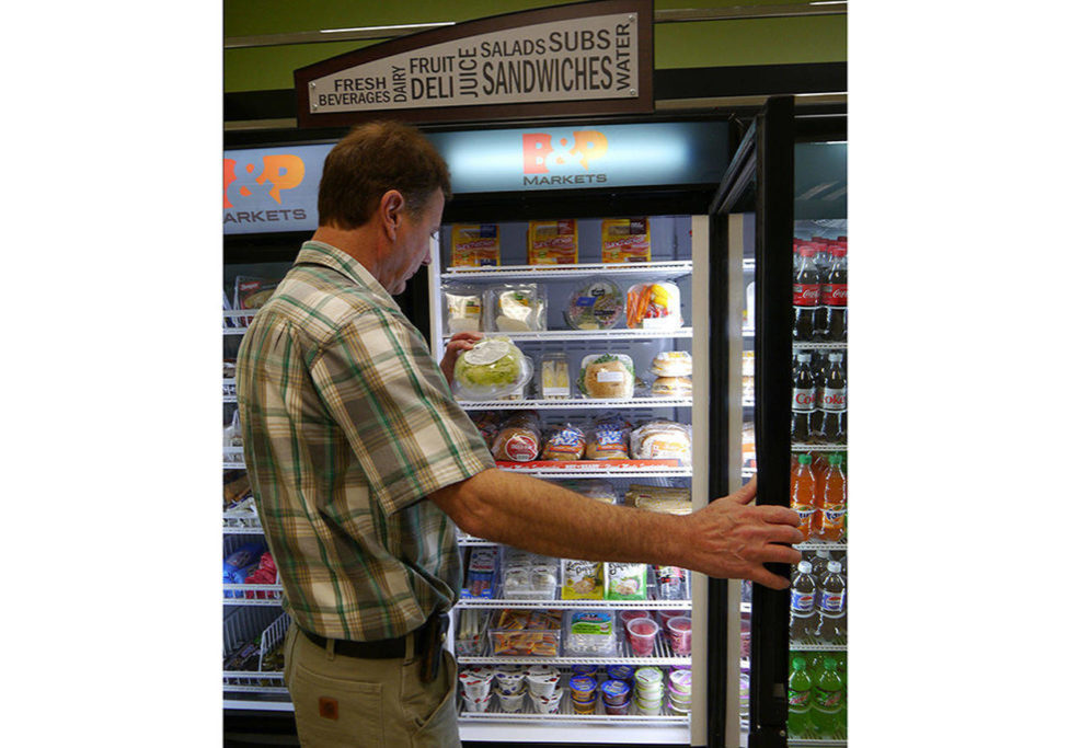 B&P Vending Micro Markets
